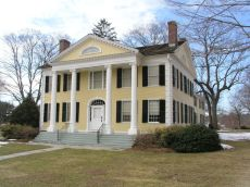 The Florence Griswold Museum is in the 1817 home of Florence Griswold, where an artists' colony formed at the end of the 19th century when she rented rooms to keep the family home and attracted some of the most noted American impressionist painters. Republican-American archives