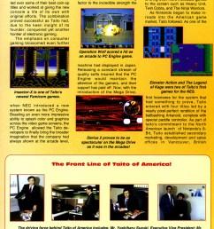 magazine game manual database tg 16 pce in print 1988 2013  [ 1300 x 1732 Pixel ]