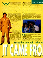 TurboPlay Magazine previews Cinemaware's FMV conversion of It Came From The Desert for NEC's PC Engine / Turbo GFX CD-ROM add-on. Click to visit the TurboPlay Magazine Archives.