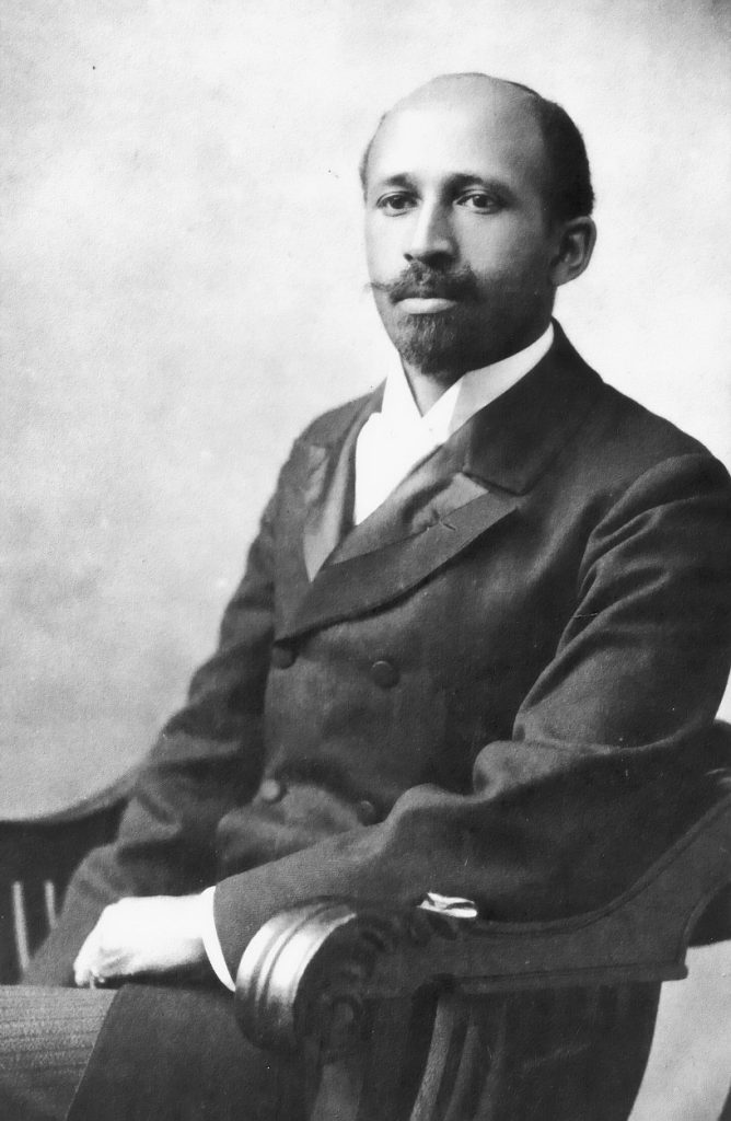 W. E. B. Du Bois : William, Edward, Burghardt