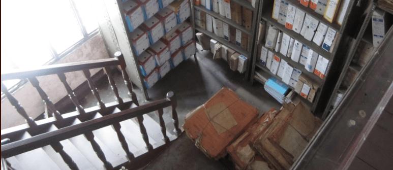 Escalier archives