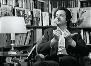 Entretien avec Dominique de ROUX (1973)