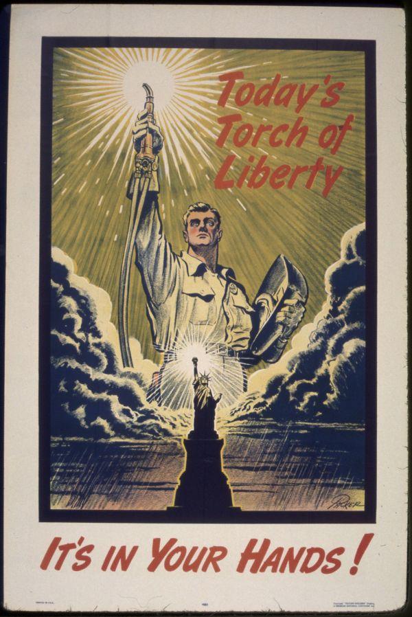 Propaganda Posters And Common Core Education Updates