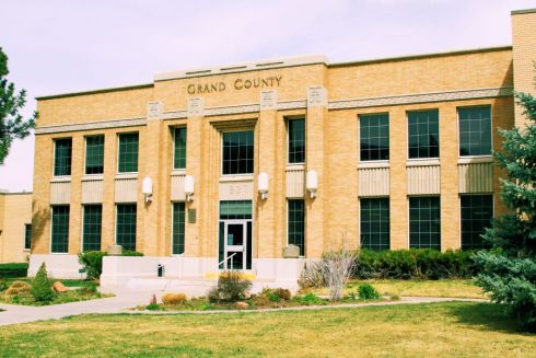 Grand County Courthouse