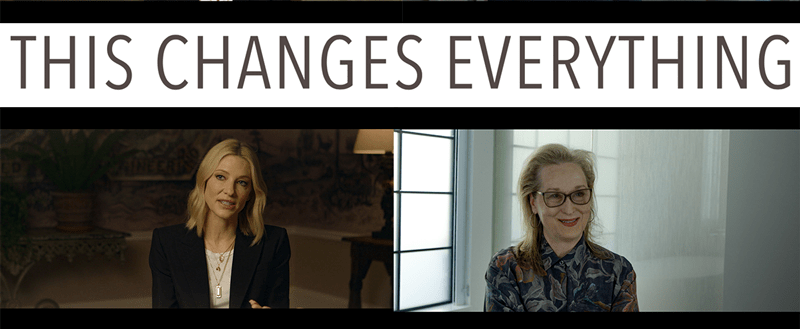 """This Changes Everything​"" World Premiere at TIFF 2018"