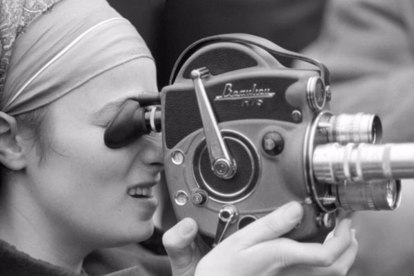 """BARBARA RUBIN & THE EXPLODING NY UNDERGROUND"": Interview with Chuck Smith on his new film"