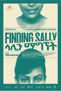Poster of Finding Sally by Tamara Dawit