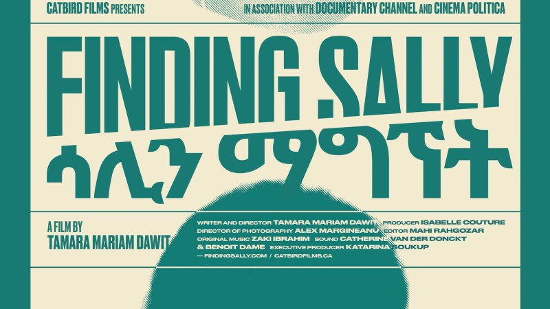 """""""Finding Sally"""": Exploring Ethiopian Archives on a Personal Quest."""