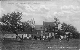 Hof ter Musschen in Sint-Lambrechts-Woluwe (1910)
