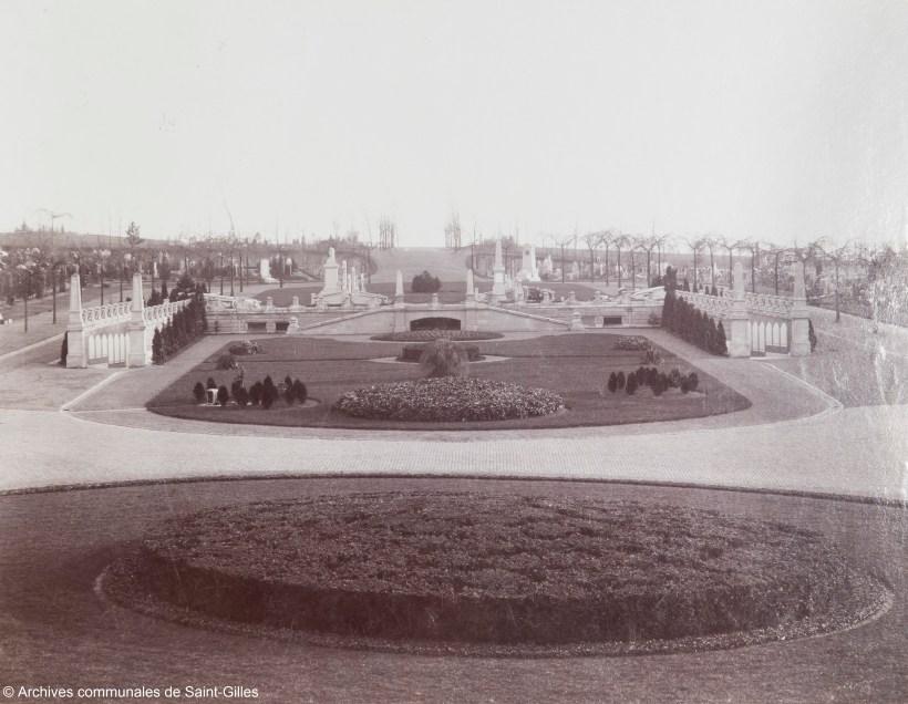 Begraafplaats van Sint-Gillis in Ukkel-Kalevoet