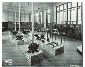 Laboratoire d'électricité