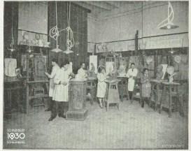 Atelier de modelage