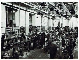 Atelier des machines