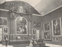 Tentoonstelling van Belgische kunst uit de 17e eeuw. Livre d'or, p. 117