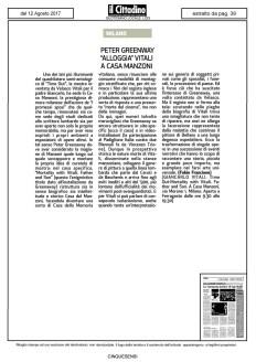 2017.08.12 Il Cittadino