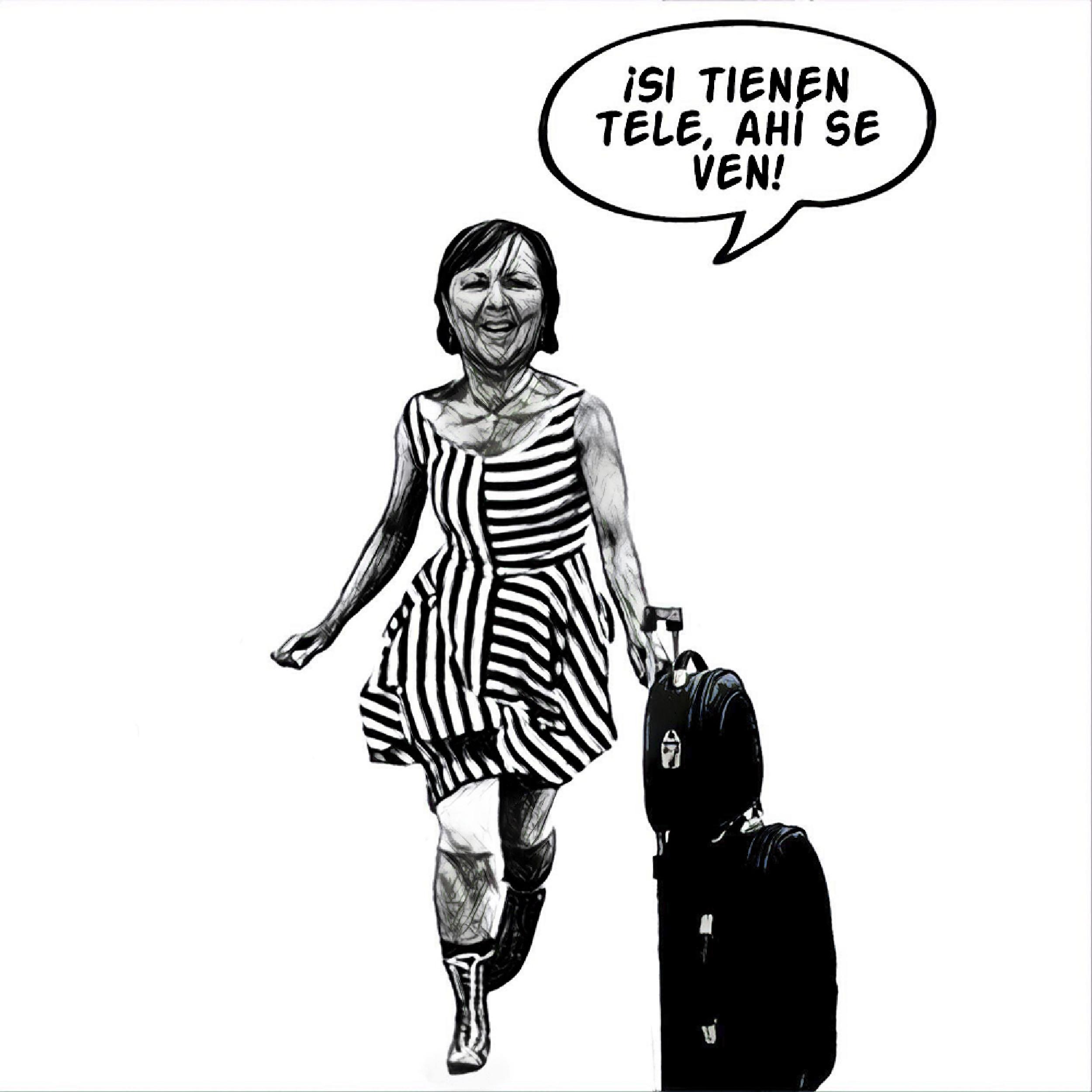 La Corte de los Milagros » La Doña no será candidata de