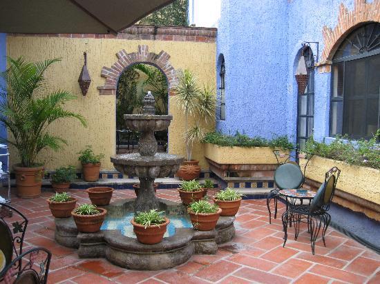 Ayuda para cambiar la imagen de mi patio en Ciudad de Mxico