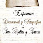 17. Programa de la Exposición Documental y Fotográfica de San Andrés y Sauces organizada en 1999