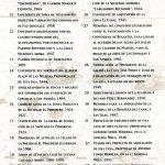 24. Programa de la Exposición Documental y Fotográfica de San Andrés y Sauces, organizada en 1999