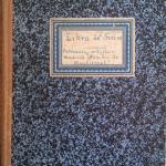 39. Libro de socios del Patronato Artístico-Musical Nuestra Señora de Montserrat. · San Andrés y Sauces