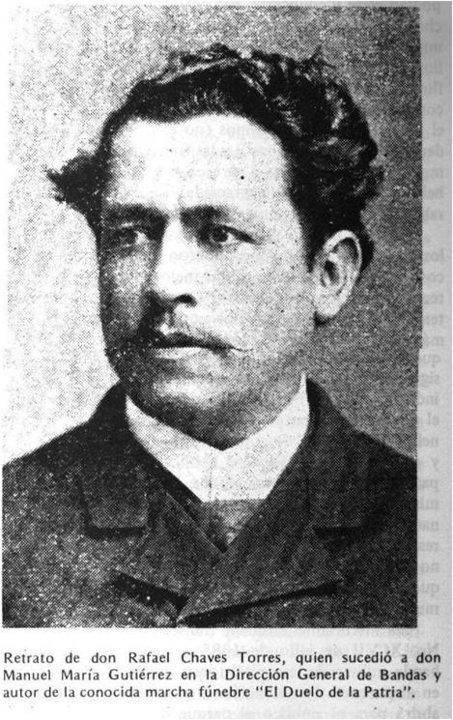 Rafael Chavez Torres | Archivo Histórico Musical