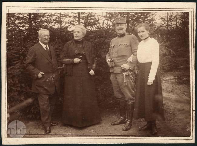 Oświęcim, portret grupowy