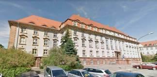ZUS Wrocław Pretficza elewacja frontowa