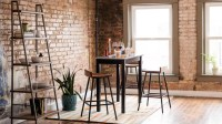 20+ Narrow Dining Tables for Small Spaces Ideas With Loved ...