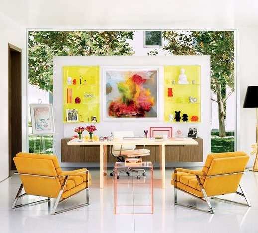 20 Small Office Interior Design DIY and Decorating Ideas