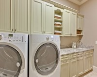 28+ Small Laundry Room Ideas and Cabinets Designs ...