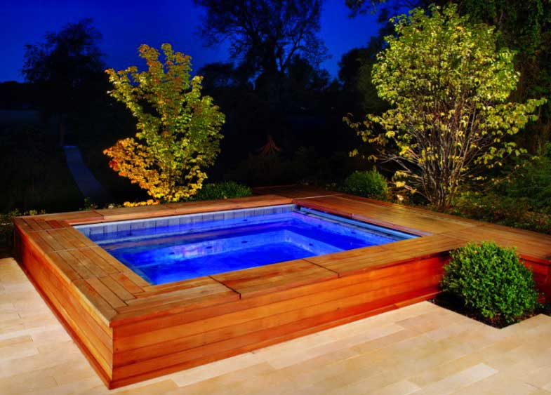 15 Above Ground Pool Ideas That are Unbelievably Outstanding  ARCHLUXNET
