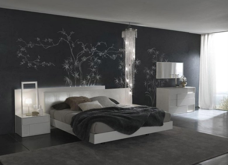 Decorative Light for Modern Master Bedroom