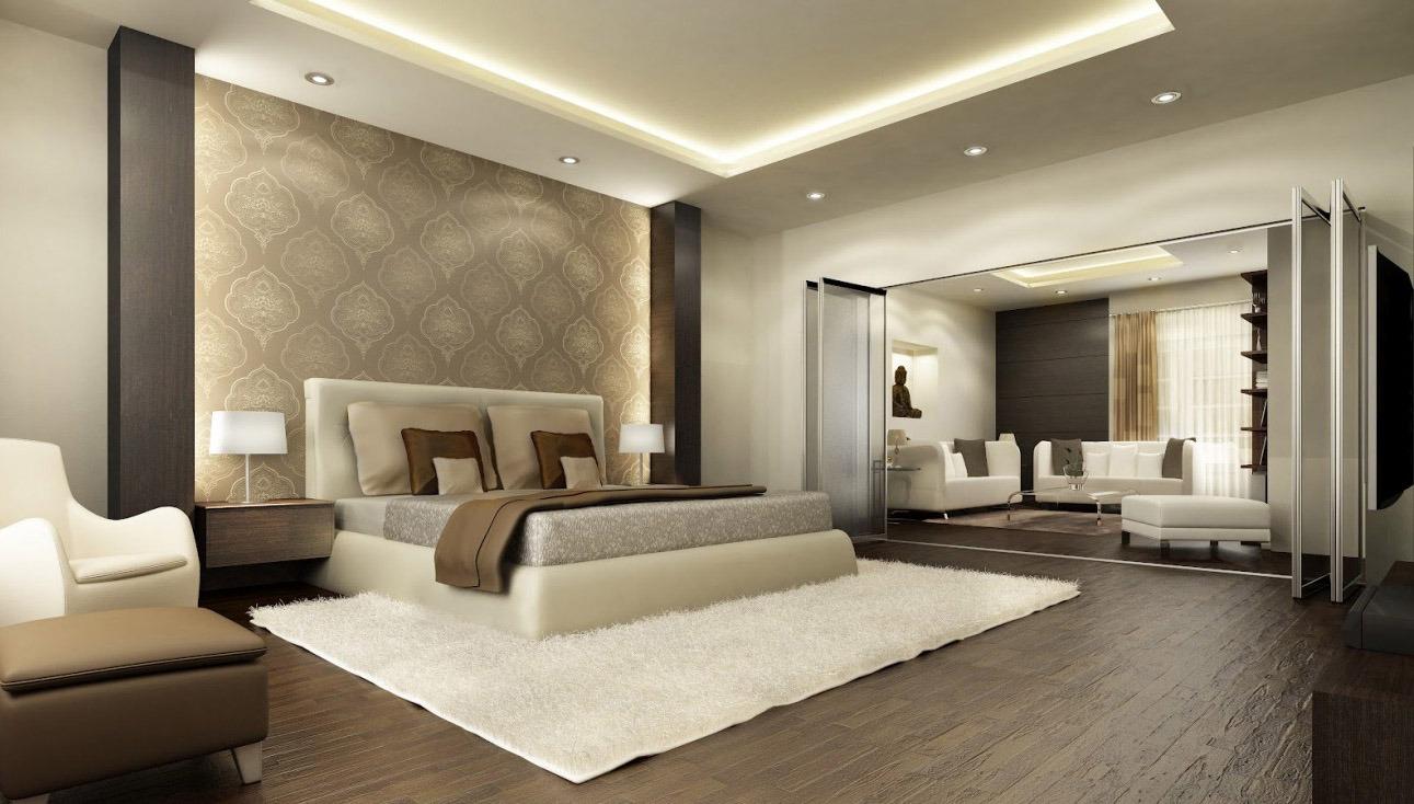 10 Splendid Modern Master Bedroom Ideas  ARCHLUXNET