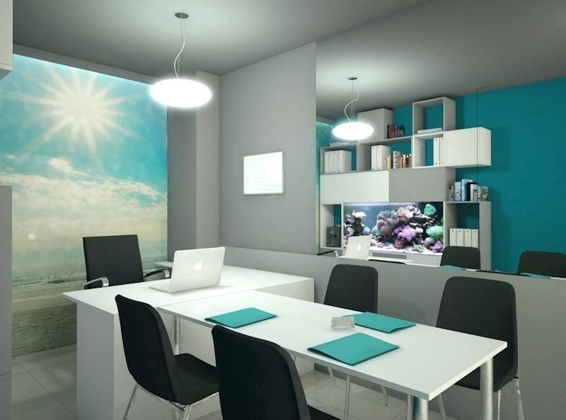 10 Excellent Small Office Interior Design Ideas  ARCHLUXNET