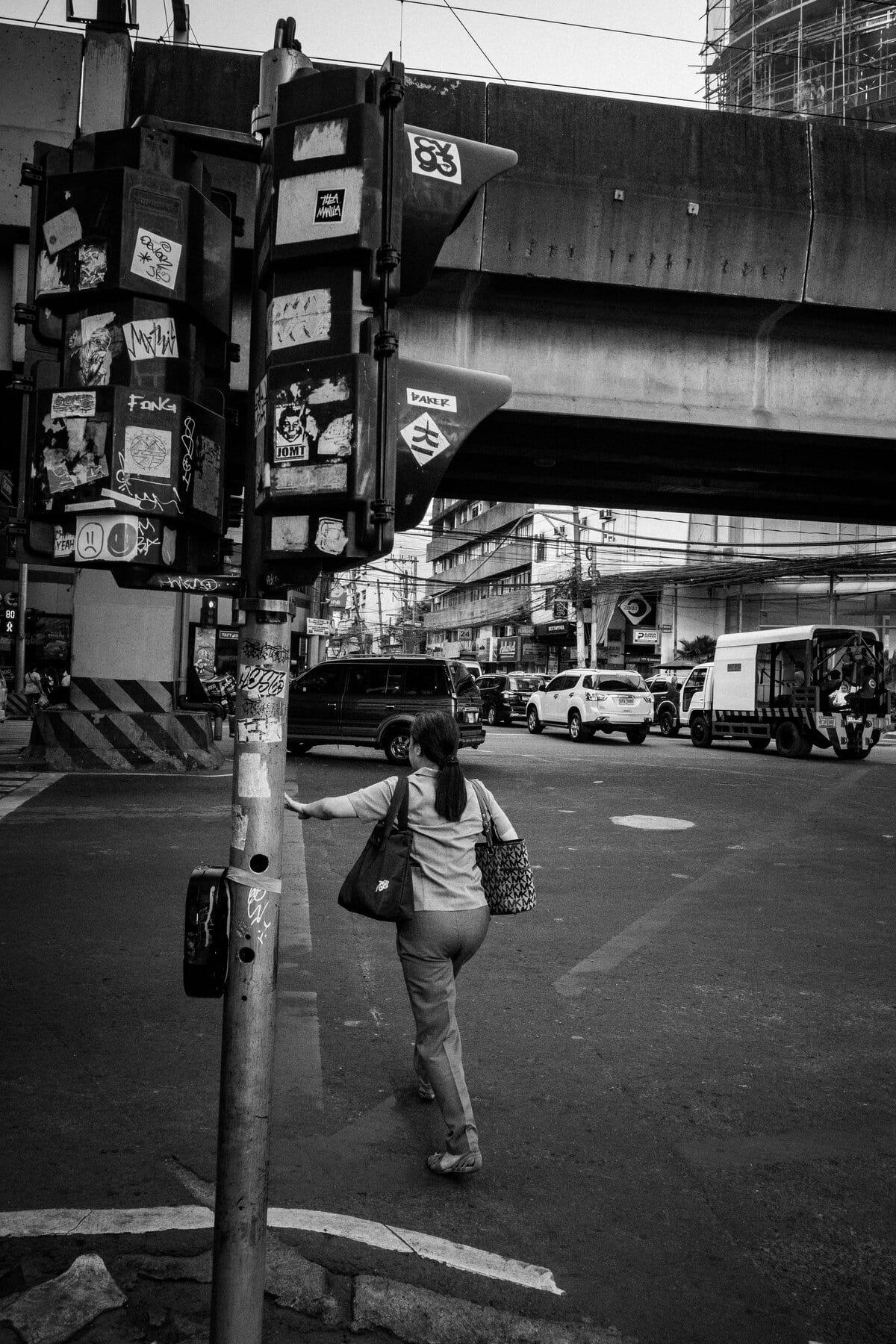 Taft Avenue corner Vito Cruz Street, Manila