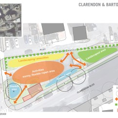 Architecture Site Analysis Diagram Right Lateral Brain Arlington Looks To Build Community With New Pop Up Park