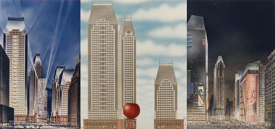 """On View> Catch """"Times Square 1984 The Postmodern Moment"""