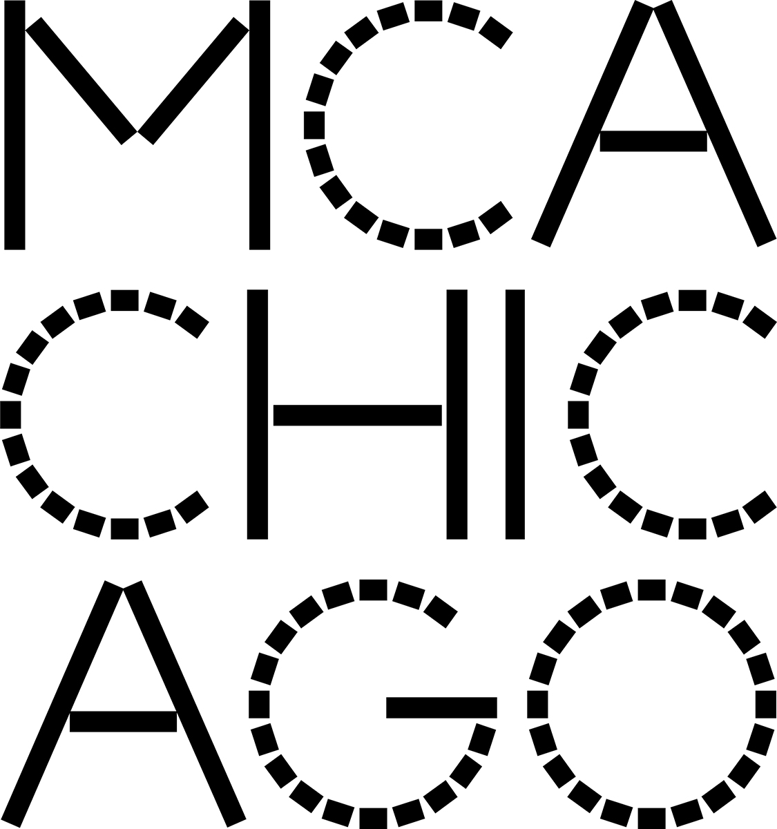 Mca Chicago Unveils New Logo Plans For Image Overhaul