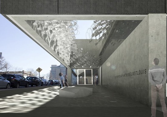 On View> Architecture Students To Fill Museum Of