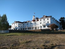 Stanley Hotel Colorado Shining