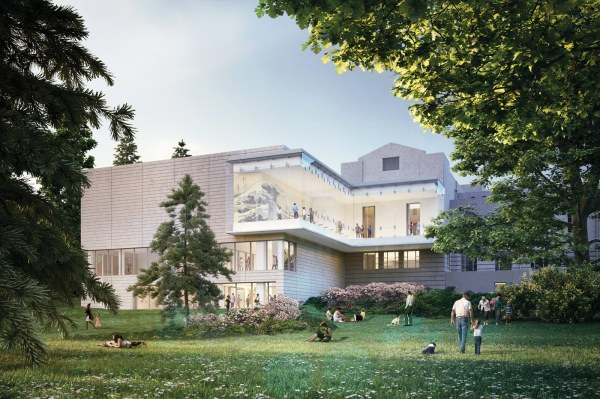 Details Emerge Seattle' Asian Art Museum Expansion Renovation