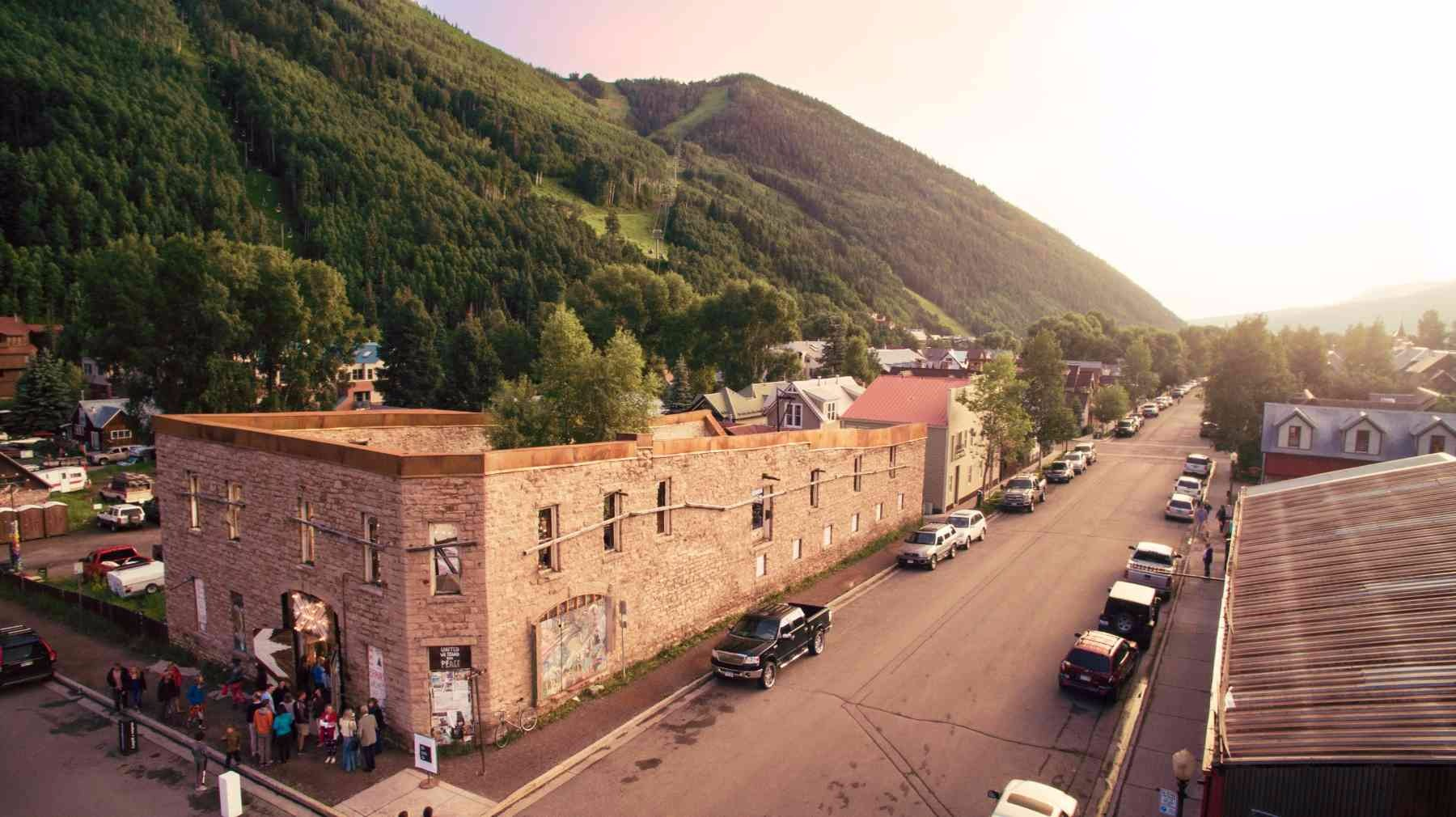Trio of firms compete to design arts center in Telluride  Archpapercom
