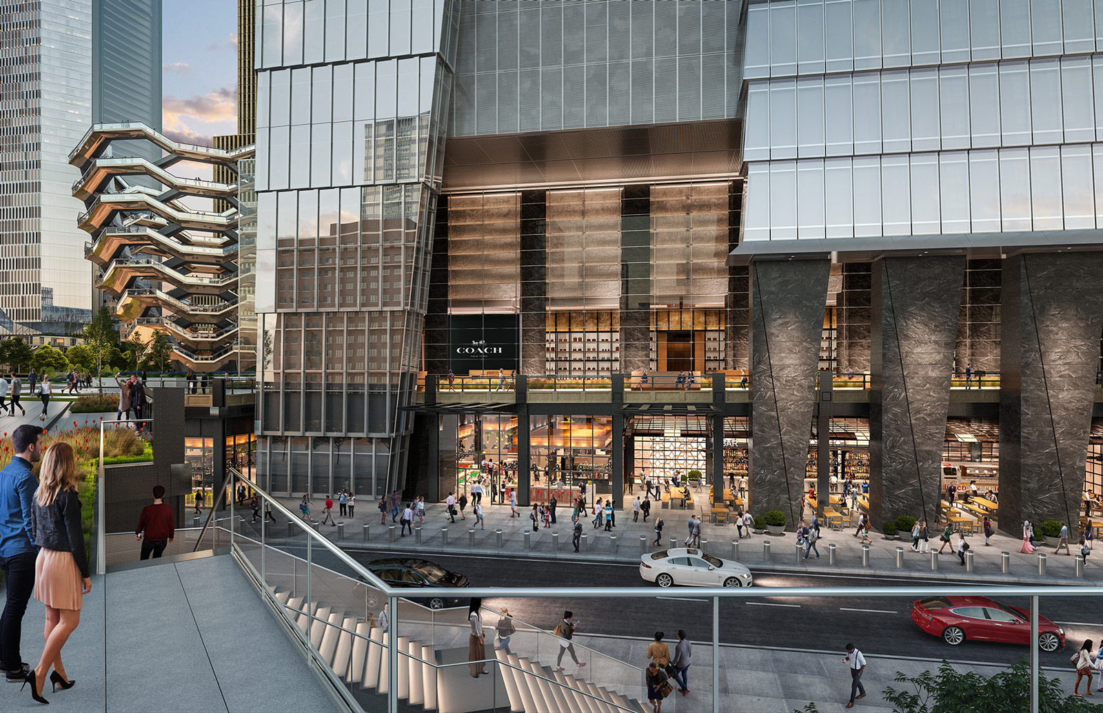 RelatedOxford releases new renderings of Hudson Yards