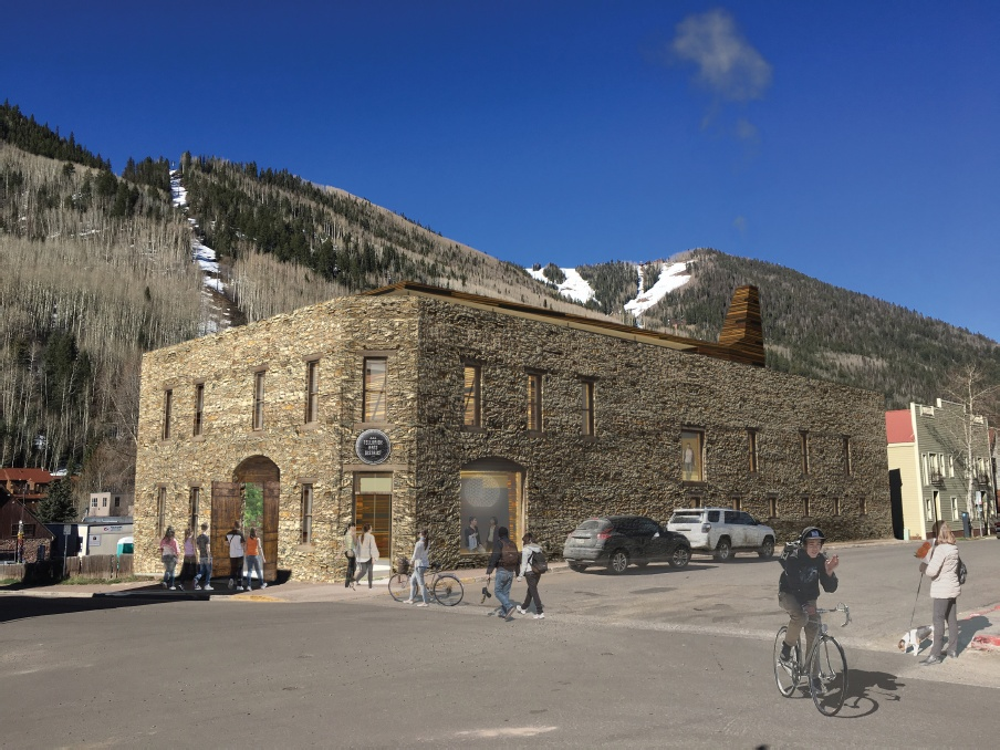 LTL Architects to design Telluride arts center in Colorado  Archpapercom
