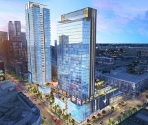 Los Angeles Approves Massive Two-tower Luxury Development