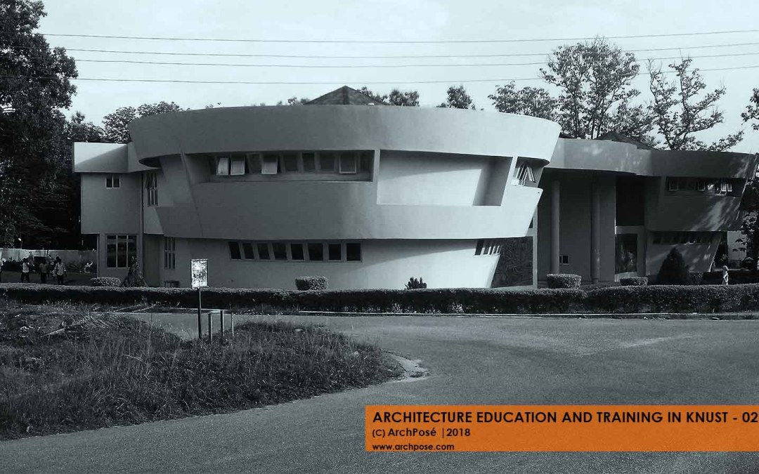 Architecture Education and Training in KNUST- 02