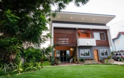 The Larbi's Residence   Sylvia Aku Larbi