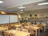 Valley Elementary School library