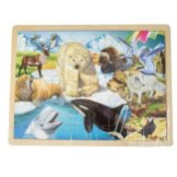 Adventure Planet Polar Jigsaw Puzzle