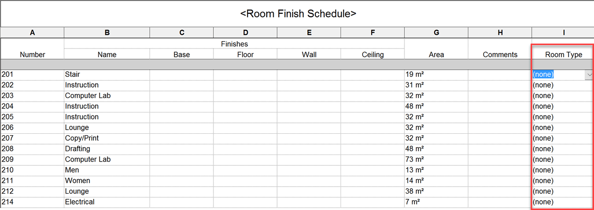 How to Simplify Your Life With Revit Key Schedules